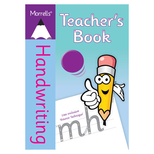 Morrells Handwriting Teachers Book