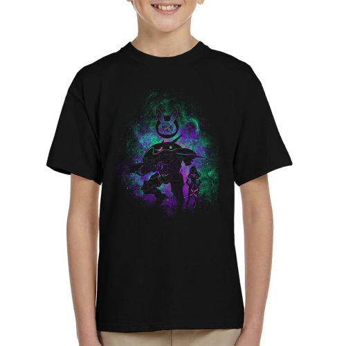 D Va Skin Overwatch Kid's T-Shirt