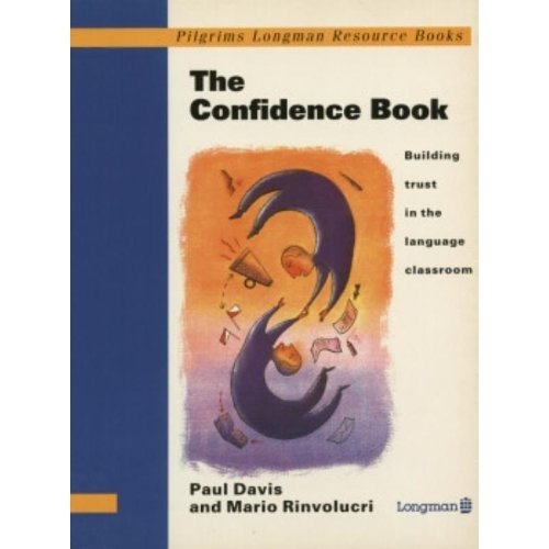 The Confidence Book (pilgrims Longman Resource Books)