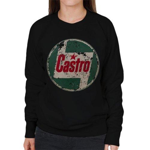 Castro Oil Castrol Women's Sweatshirt