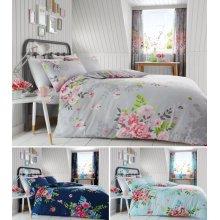 Alice Floral Duvet Cover Bedding Set