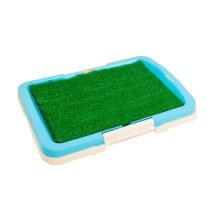 Dog Toilet Puppy Dog Blue Pet Potty Training Pad Pet Supplies 46 X 34 CM