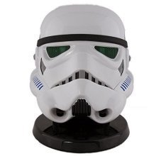 Star Wars Stormtrooper Bluetooth Speaker  White - Officially Licensed