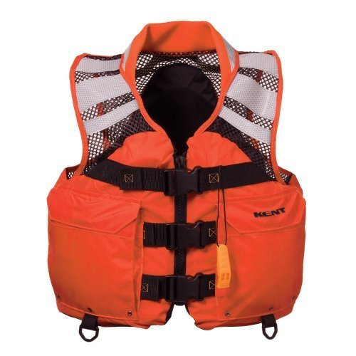 Kent Sporting Goods KENT MESH SEARCH AND RESCUE COMMERCIAL VEST - LARGE