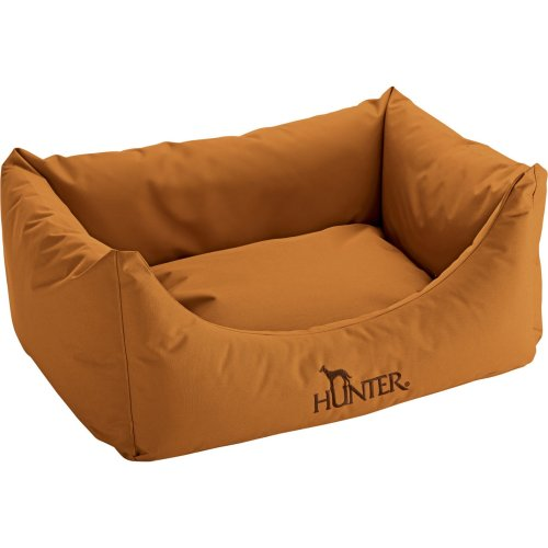 Hunter Silverplus Gent Dog Sofa Caramel Medium 80x60x36cm