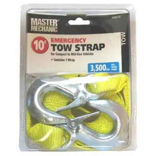 Trade of Amta 548535 1.87 in. x 10 ft. Emergency Tow Strap