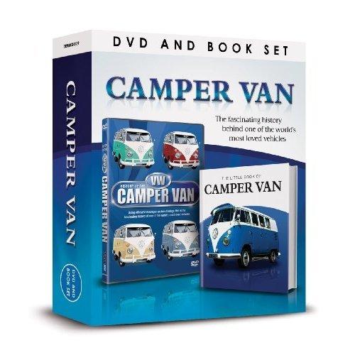 VW CAMPERVAN Book and DVD Set