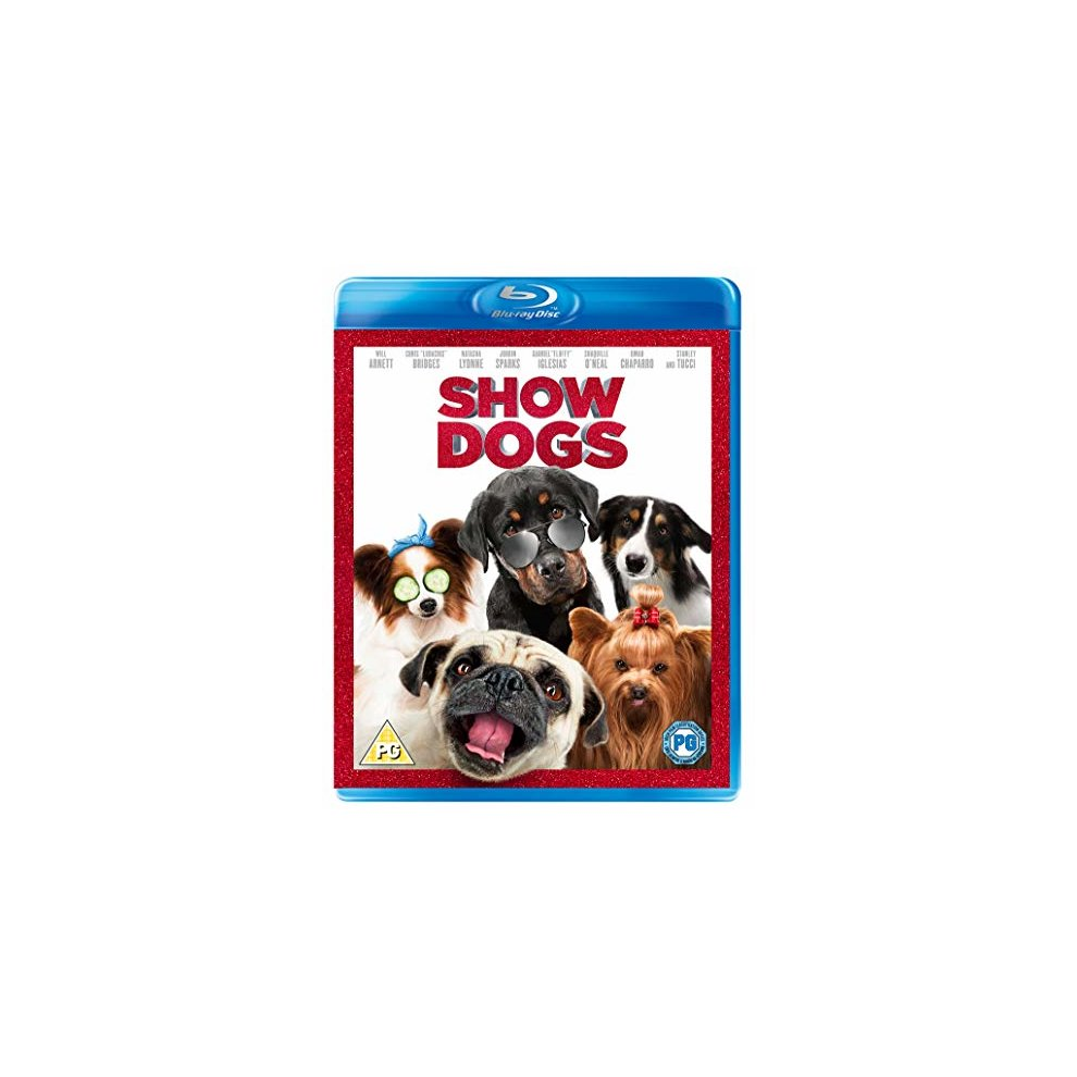 Show Dogs [Blu-ray] [2018] [DVD]