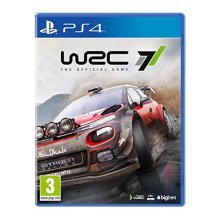 WRC 7 - The Official Game (PS4)