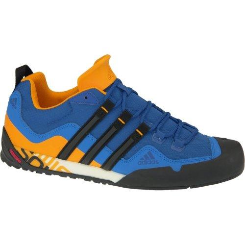 Adidas Terrex Swift Solo AQ5296 Mens Blue sports shoes