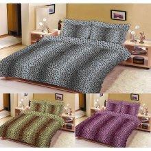 Leopard Printed Duvet Cover Bedding Set Single Double King Super King