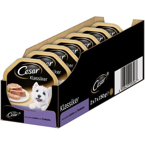 Cesar Dog Food Wet Food Classic 14Bowls (14x 150g)