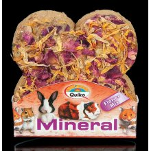Quiko Small Animal Mineral Stone Flower Mix 90g (Pack of 12)