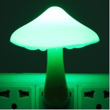 Auto Mushroom LED  Night Light