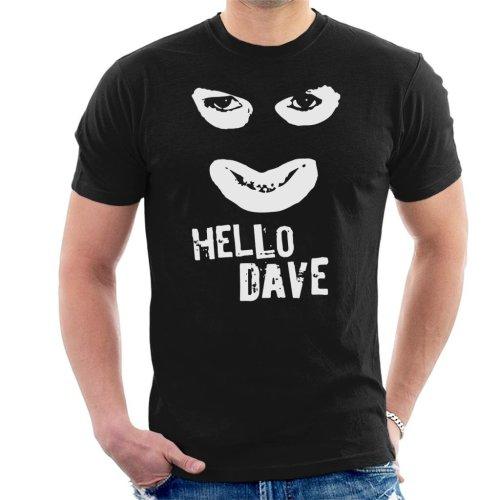 Hello Dave Papa Lazarou League Of Gentlemen Men's T-Shirt