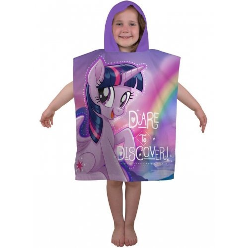 My Little Pony 'Adventure' Hooded Towel Poncho