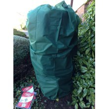 Warming Plant FROST PROTECTION Fleece Jacket Garden Cover L 120x185cm 35gsm