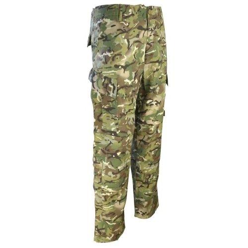 """Kombat Assault Trousers ACU Style BTP MTP 38-40"""" Large"""