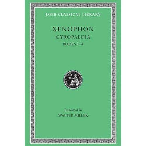 Cyropaedia: Bks. 1-4