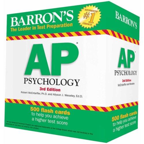 Ap Psychology Flash Cards
