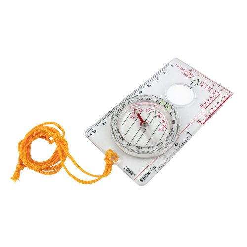 Yellowstone Orienteering Map Compass - Multi-Colour