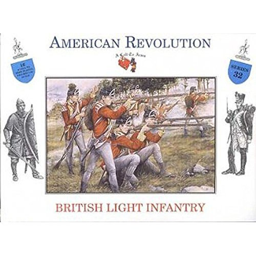 A Call To Arms 1/32 American Revolution British L