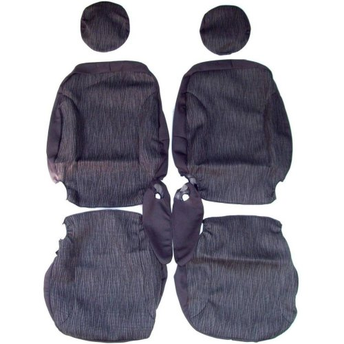 Fiat Talento Genuine New Front Aquila Seat Covers Without Airbags 71807782