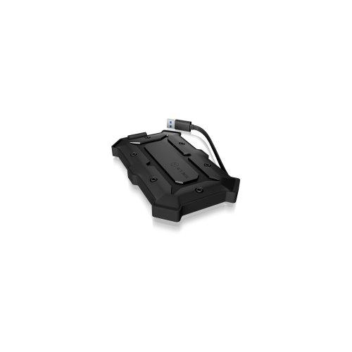 "ICY BOX IB-276U3 HDD/SSD enclosure 2.5"" Black"