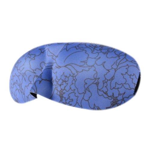 Set of 2 Breathable Eye Masks / Comfortable Stereoscopic 3D Eye Masks to Sleep