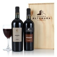 Toscani Duo of Altemura Wines