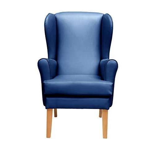 MAWCARE Morecombe Orthopaedic High Seat Chair - 19 x 21 Inches [Height x Width] in Manhattan Blue (lc21-Morecombe_m)