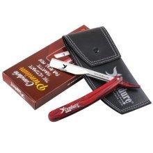 CANDURE Straight Shaving Razor - Barber Manual Razor - Hair Removal Razor Shaving gift set