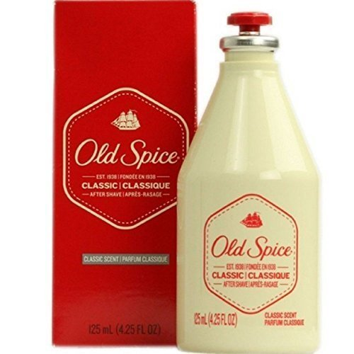 Old Spice Old Spice After Shave Lotion Classic 4.25 oz - 3 Pack