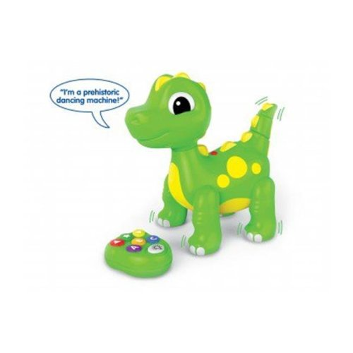 The Learning Journey 240786 Remote Control ABC Dancing Dino
