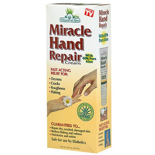 Miracle of Aloe Hand Repair Cream, 224g