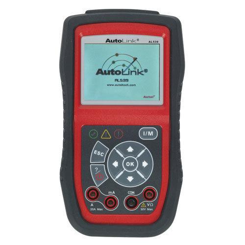 Sealey AL539 EOBD Code Reader - Electrical Tester