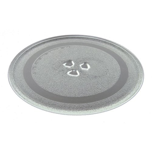 Baumatic Microwave Turntable 245mm 9.5 Inches  3 Fixings Dishwasher Safe