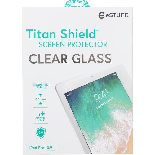 eSTUFF Apple iPad Pro 12.9 Clear iPad Pro 12.9 Clear screen protector 1pc(s)
