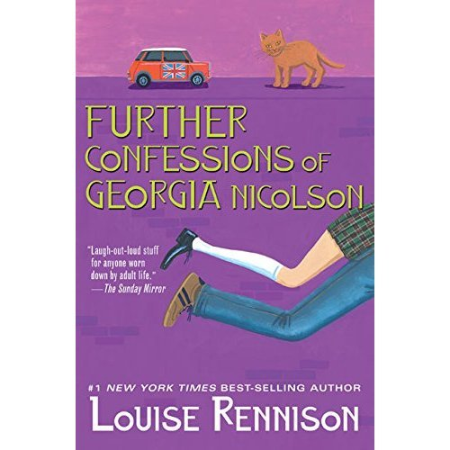 Further Confessions of Georgia Nicolson (Adult): 3 & 4