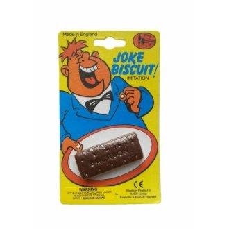 Bristol Novelty Fake Bourbon Biscuit