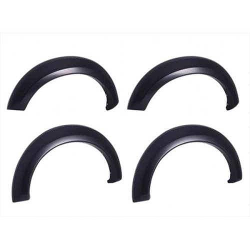 EGR 793174 Bolt-on Look Fender Flare Set of 4 No-Drill - Front And Rear