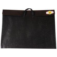 """Dura-Tote Classic Black Portfolio-17""""X22""""X2"""""""