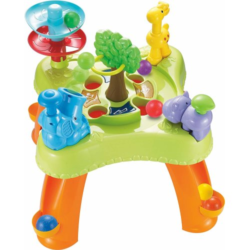 Toddler Learning Activity Table