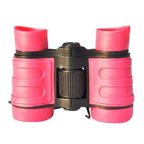 Mini Portable Telescope Toys Children Telescope Binocular, PINK