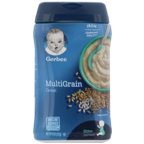 Gerber, MultiGrain Cereal, 8 oz (227 g)