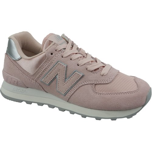 New Balance WL574OPS Womens Pink sneakers