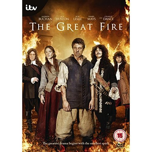 THE GREAT FIRE [DVD]