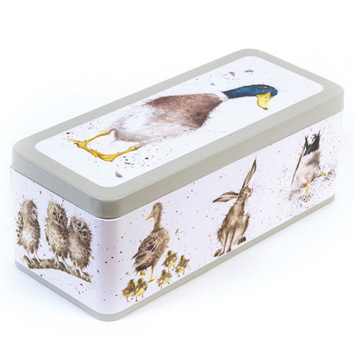 Wrendale Designs Cracker Tin by Wrendale Designs
