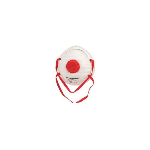 Moulded Valved Face Mask FFP3 NR - FFP3 NR Single