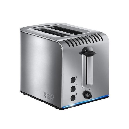 Russell Hobbs Buckingham 2-Slice Toaster Brushed Stainless Steel (Model 20740)